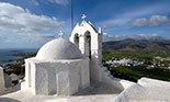Churches and monasteries in Paros