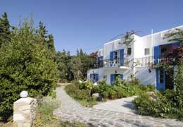 Rooms and apartments Bizas, Parikia - Paros