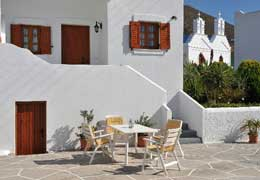 REPPAS APARTMENTS στην Πάρο - Reppas Apartments in Paros
