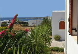 Reppas apartments, Parikia - Paros